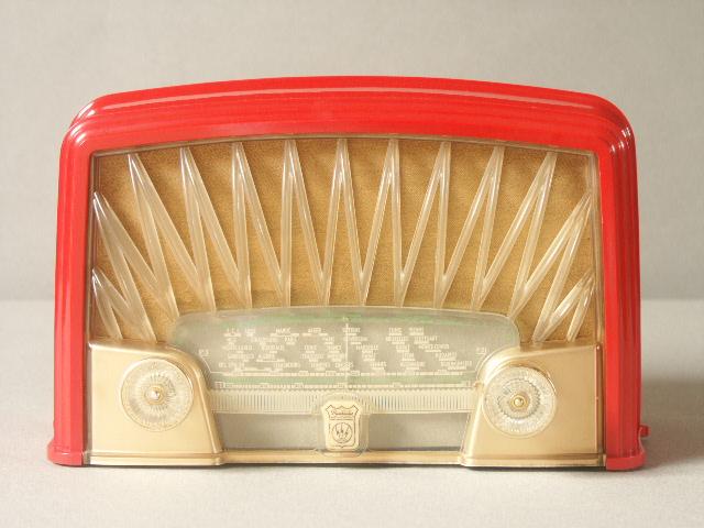 planet antique radio radiola rouge. Black Bedroom Furniture Sets. Home Design Ideas